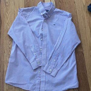 vineyard vines shirt boys size M